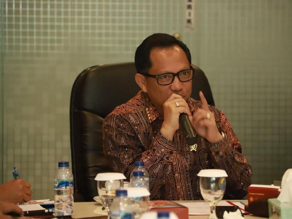 Heboh Anggaran DKI, Mendagri Tito: Kami Tak Bisa Intervensi, Hanya Ingatkan