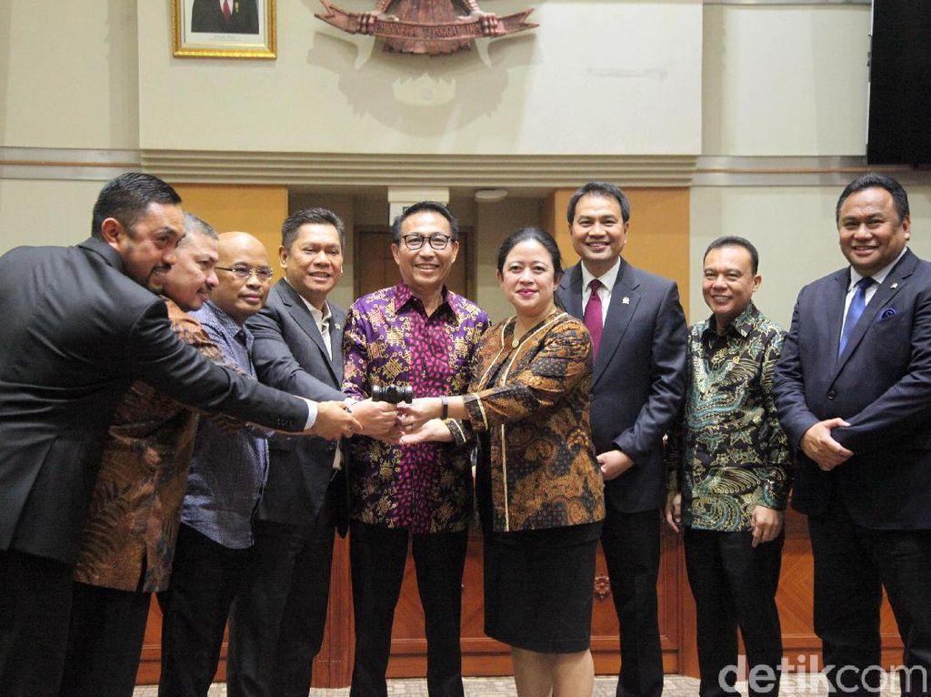 Herman Hery Vs Azis Syamsuddin soal RDP Djoko Tjandra, Ini Saran Gerindra