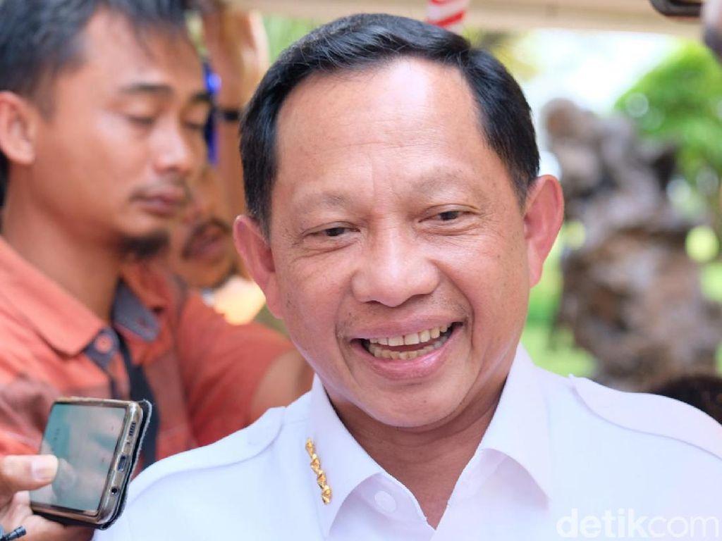 Mendagri Tito: Izin Ormas FPI Masih Tunggu Rekomendasi Kemenag
