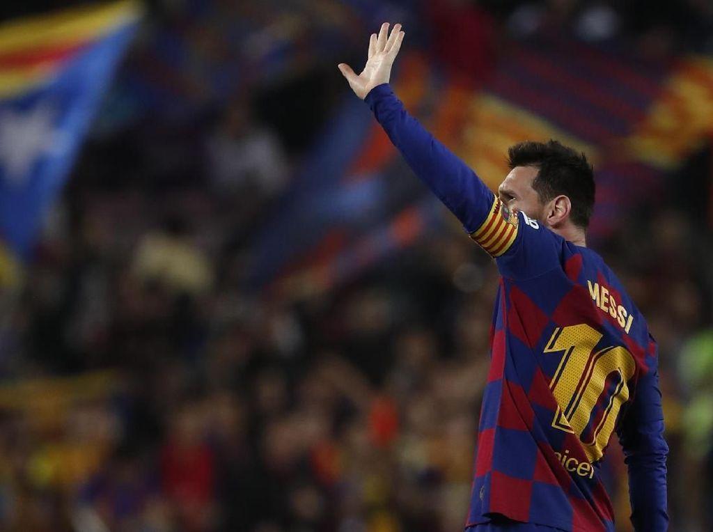 Messi Vs Abidal di Barcelona, Siapa yang Diuntungkan?