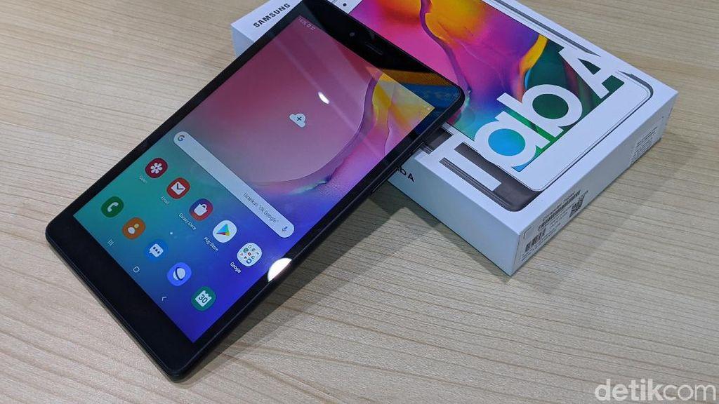 Unboxing Galaxy Tab A 2019 8 Inch, Tablet Murah untuk Pelajar