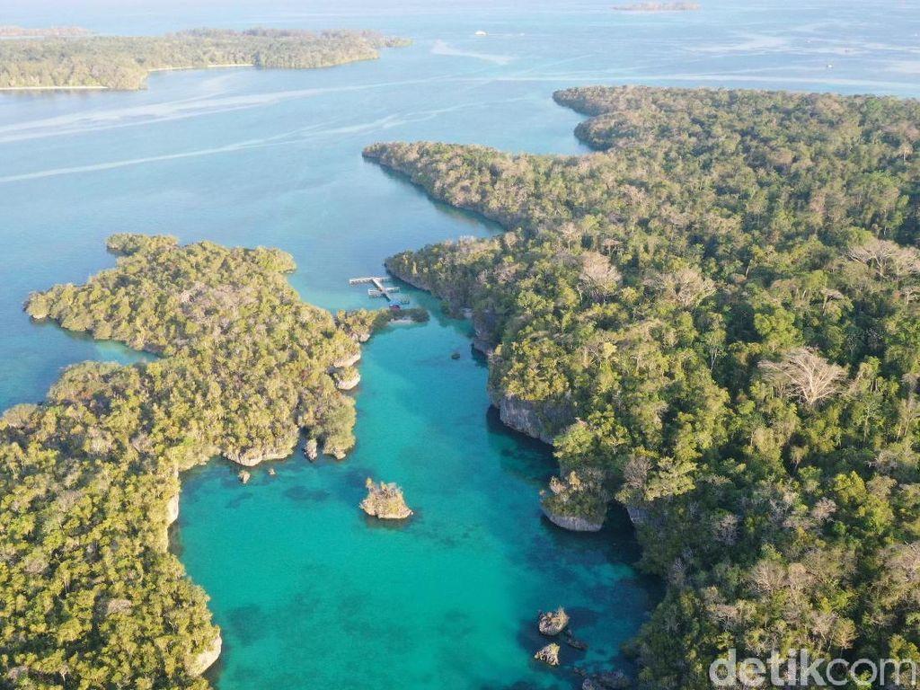 Potret Keindahan Pulau Kei di Timur Indonesia
