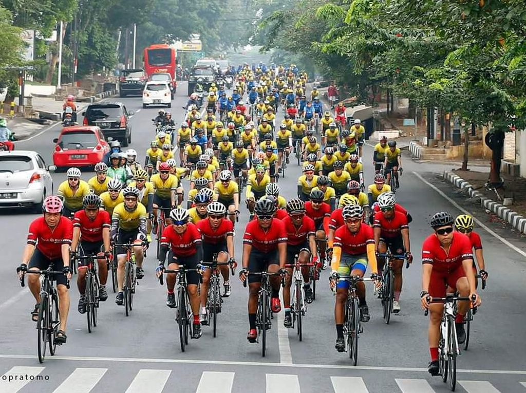 Go Green, Tour de Borobudur 2019 Akan Bebas Sampah Plastik