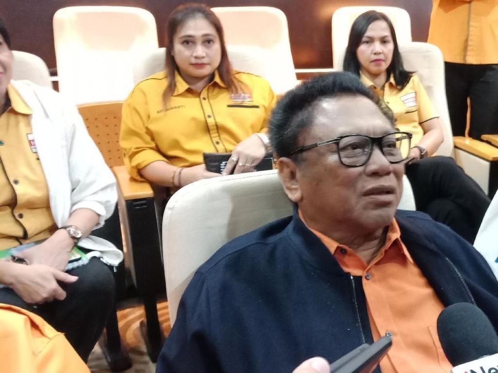 Partai Hanura Tancap Gas Tentukan Langkah Politik 2024: Kita Mulai Dari Nol