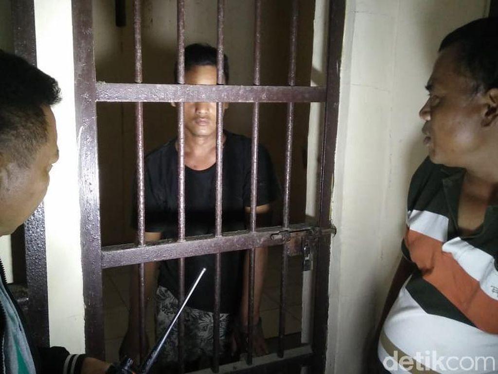 Anak Bunuh Ayah Kandung di Tegal, Mayatnya Dicor dalam Septic Tank