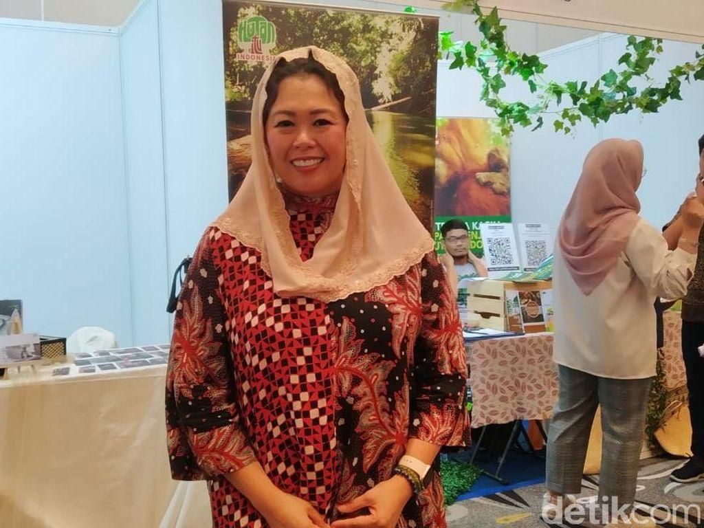 Cerita Yenny Wahid Terbang di Langit Jakarta: Udara Butek-Hutan Beton