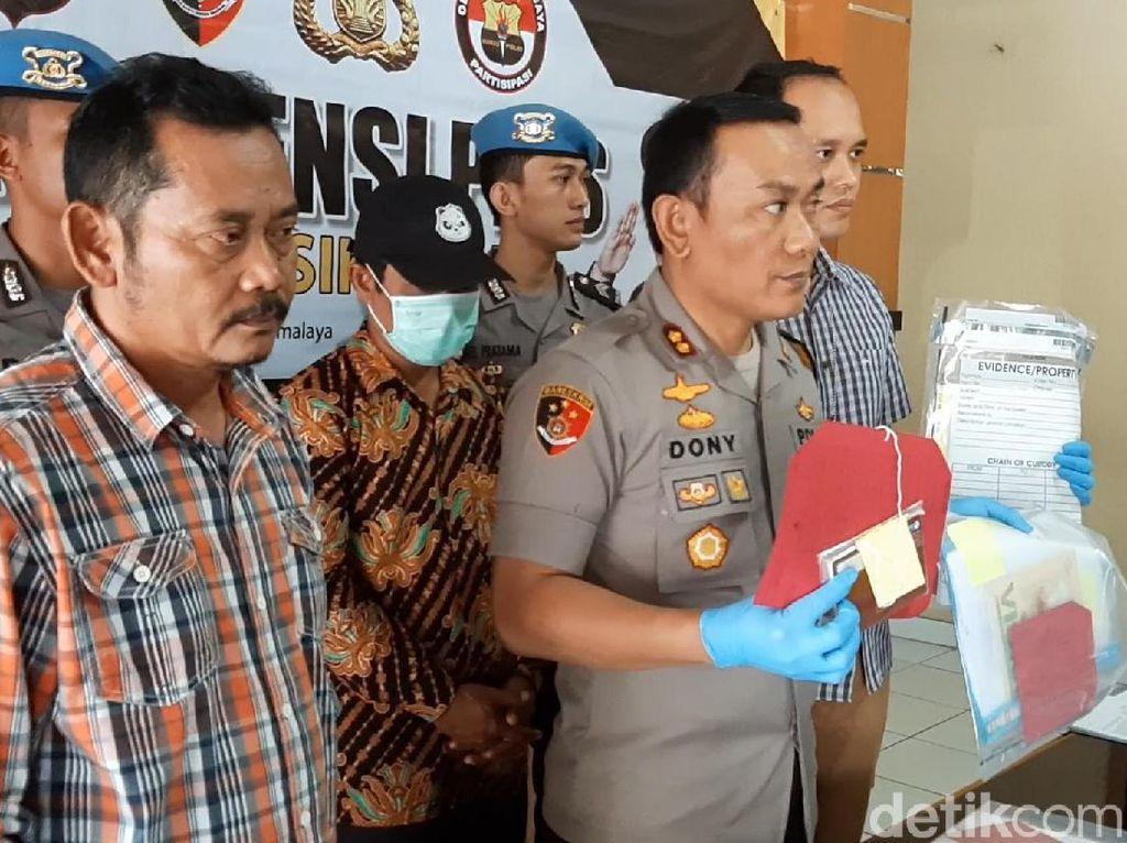 Modus Alihkan Dana, Kades di Tasik Diduga Korupsi Rp 129 Juta