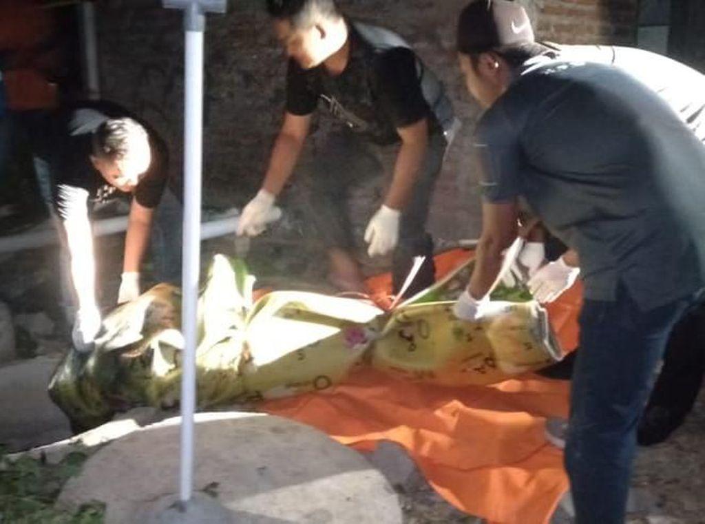 Mayat Ayah yang Dicor Anak Kandung di Tegal Akan Diautopsi Besok