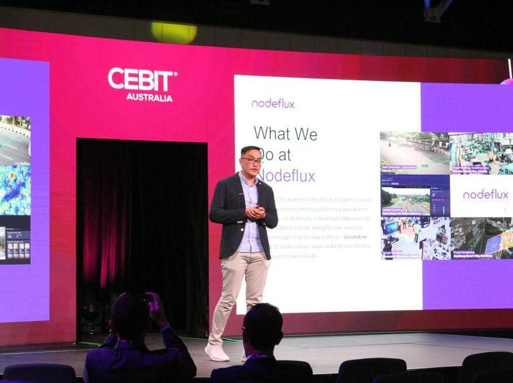 Startup AI Indonesia Ini Wakili Indonesia di CEBIT Australia