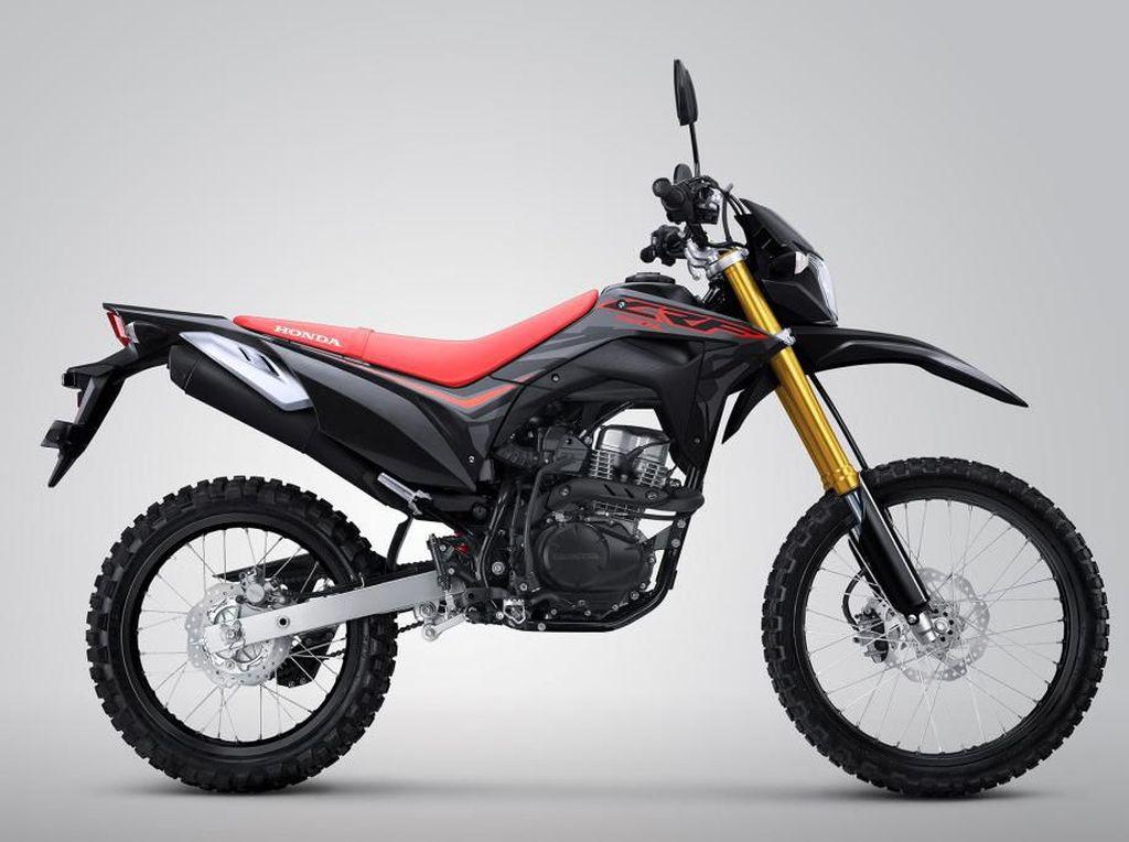 Mulai Rp 1,4 Jutaan Sebulan, Segini Skema Kredit Honda CRF150L