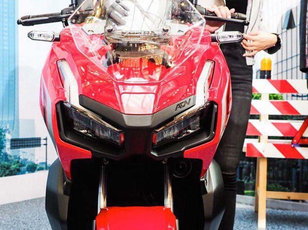 Meluncur di Thailand, Harga Honda ADV 150 Tembus Rp 45 Juta