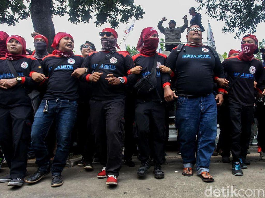 Anies Bentuk Tim 7 Tampung Tuntutan Buruh Soal UMP, Apa Itu?