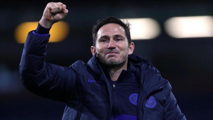 Manajer Chelsea Frank Lampard. (Foto: Lee Smith/Reuters)