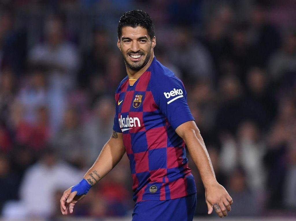 Suarez: Barcelona Memang Harus Cari Penyerang Anyar
