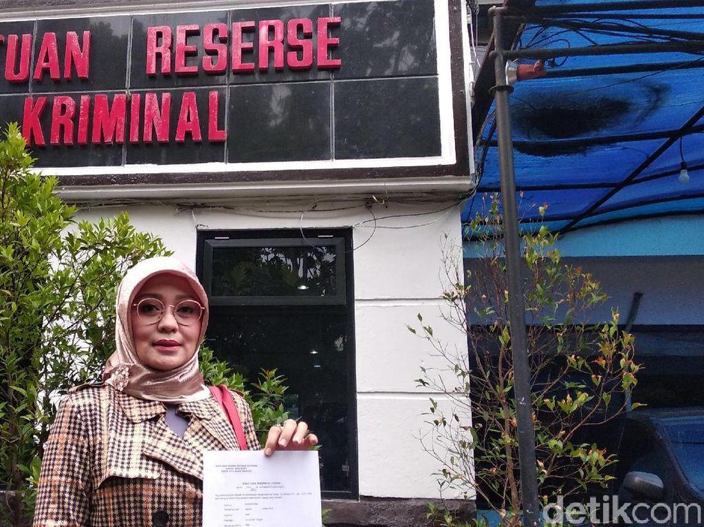 Ibu di Bandung Laporkan Anak Tiri Gegara Ditipu Harta Warisan