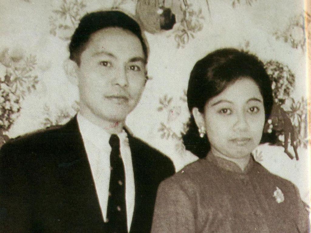 Kisah Cinta Martha Tilaar dan Suami yang Meninggal di Usia 87 Tahun