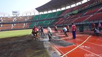 GBT Rusak Pascakerusuhan, Pemkot Fokus Perbaikan untuk Piala Dunia U-20