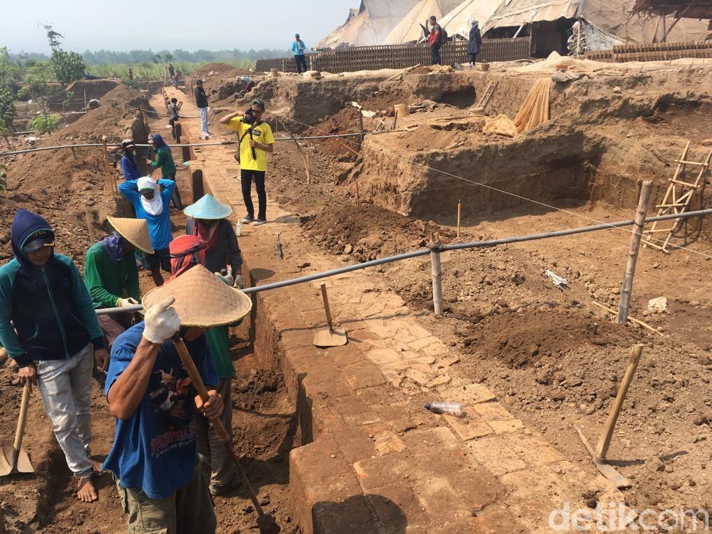 Situs Kumitir di Mojokerto Diyakini Jadi Tempat Pendharmaan 2 Raja Singosari
