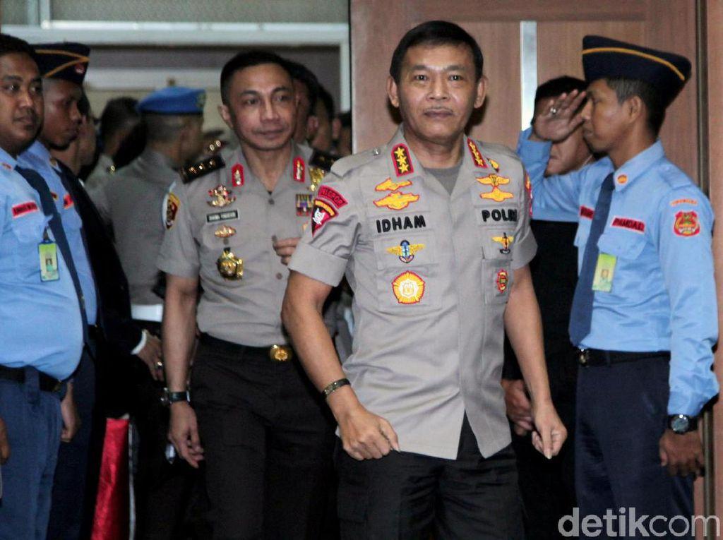 Alasan Komisi III DPR Tak Tanya Kasus Novel ke Calon Kapolri Idham Azis