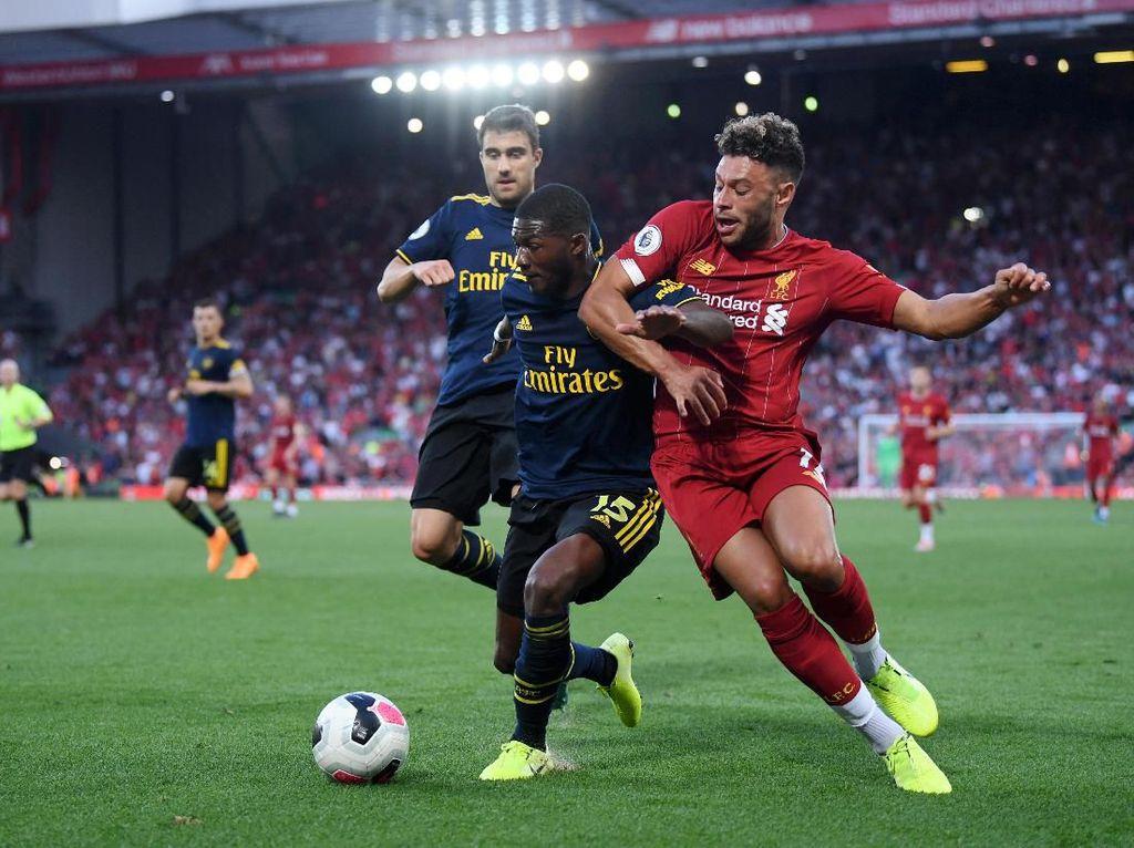Preview Liverpool Vs Arsenal: Saatnya yang Muda Berjibaku di Anfield