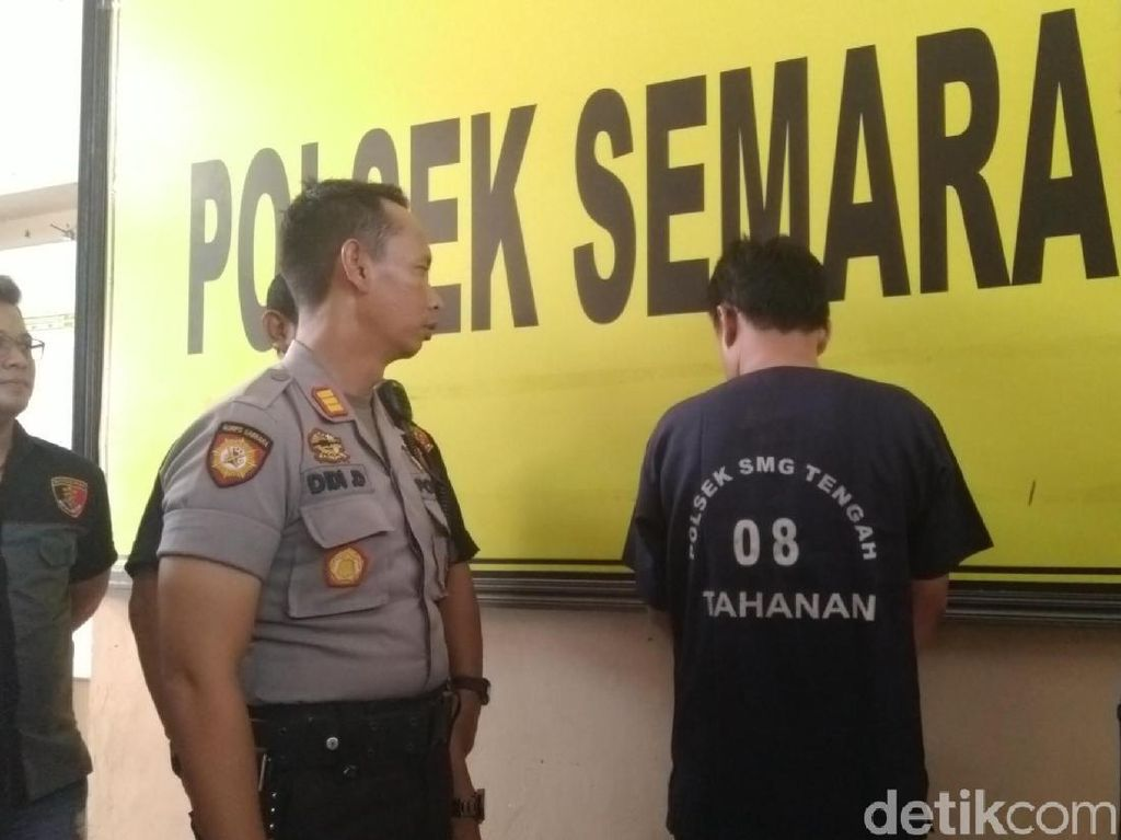 Terapis di Semarang Dirampok Pelanggan Usai Layani Pijat Plus