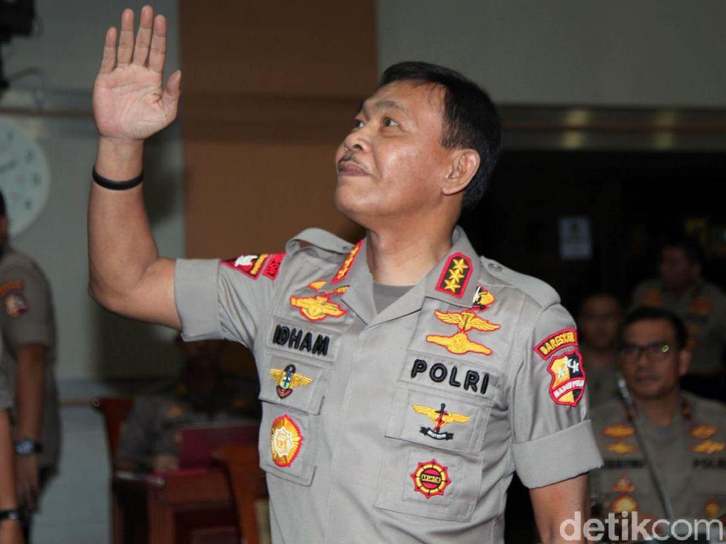 Kapolri Akan Temui Ketua KPK dan Jaksa Agung Hari Ini