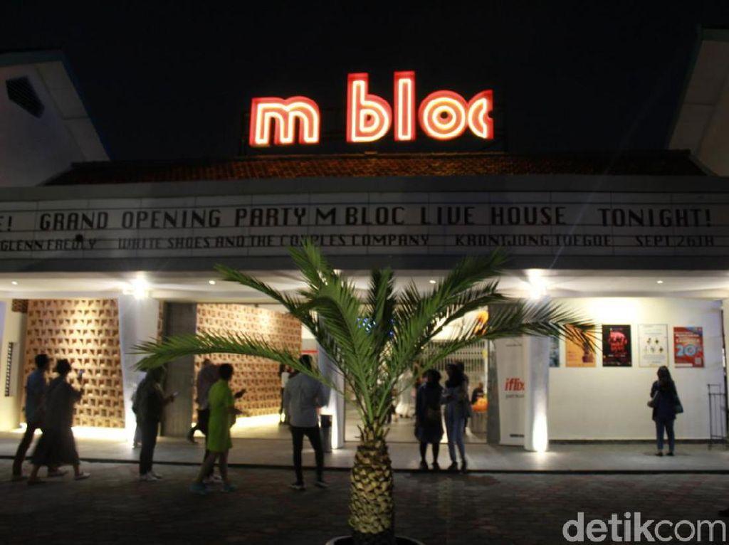 M Bloc Space Tempat Nongkrong Millennial Bergaya Vintage