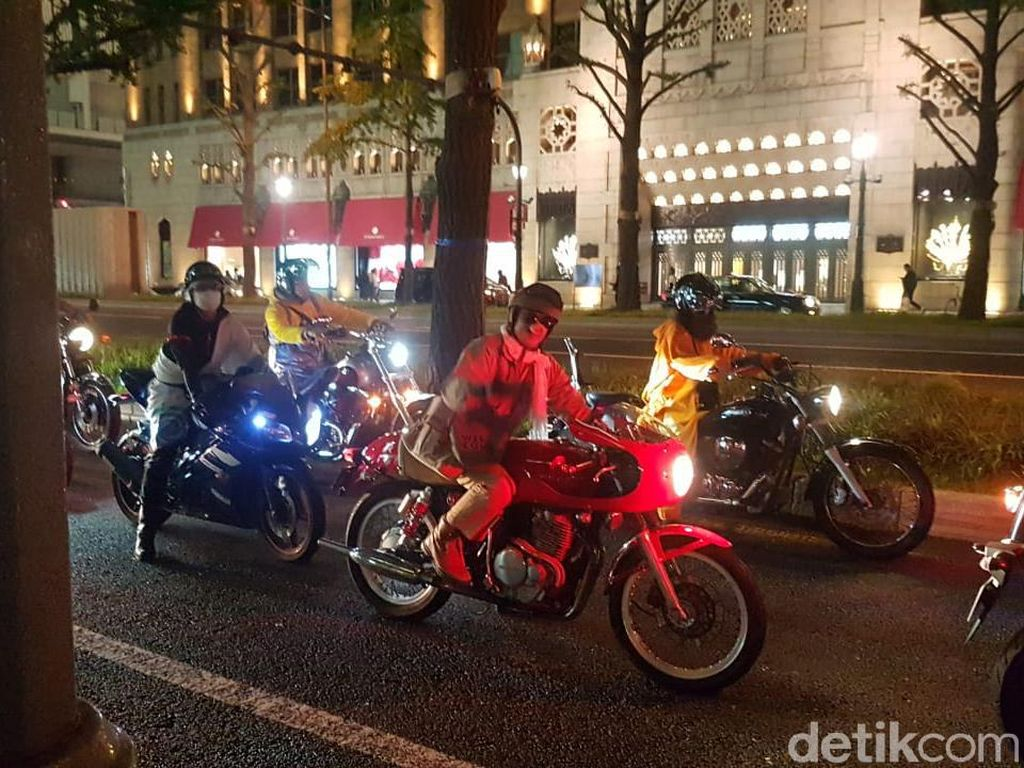 Penjualan Motor di RI 6 Juta Unit, di Jepang Cuma 300 Ribu Unit