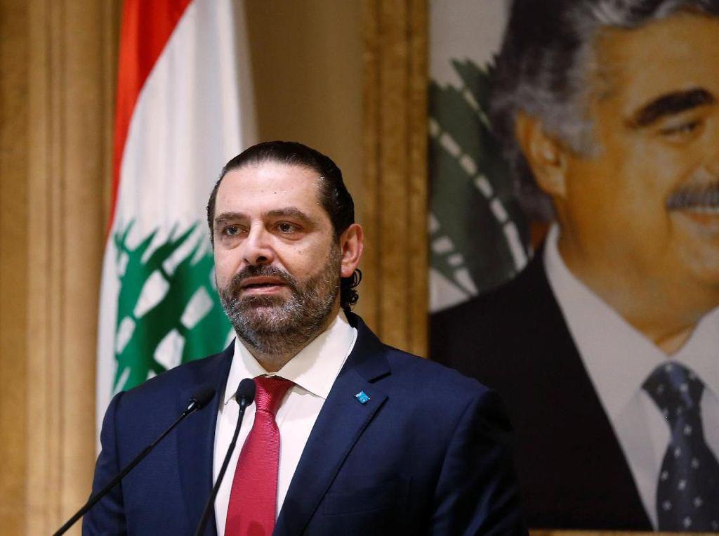 PM Lebanon Mundur Usai Didemo Hampir 2 Pekan, Demonstran: Itu Belum Cukup