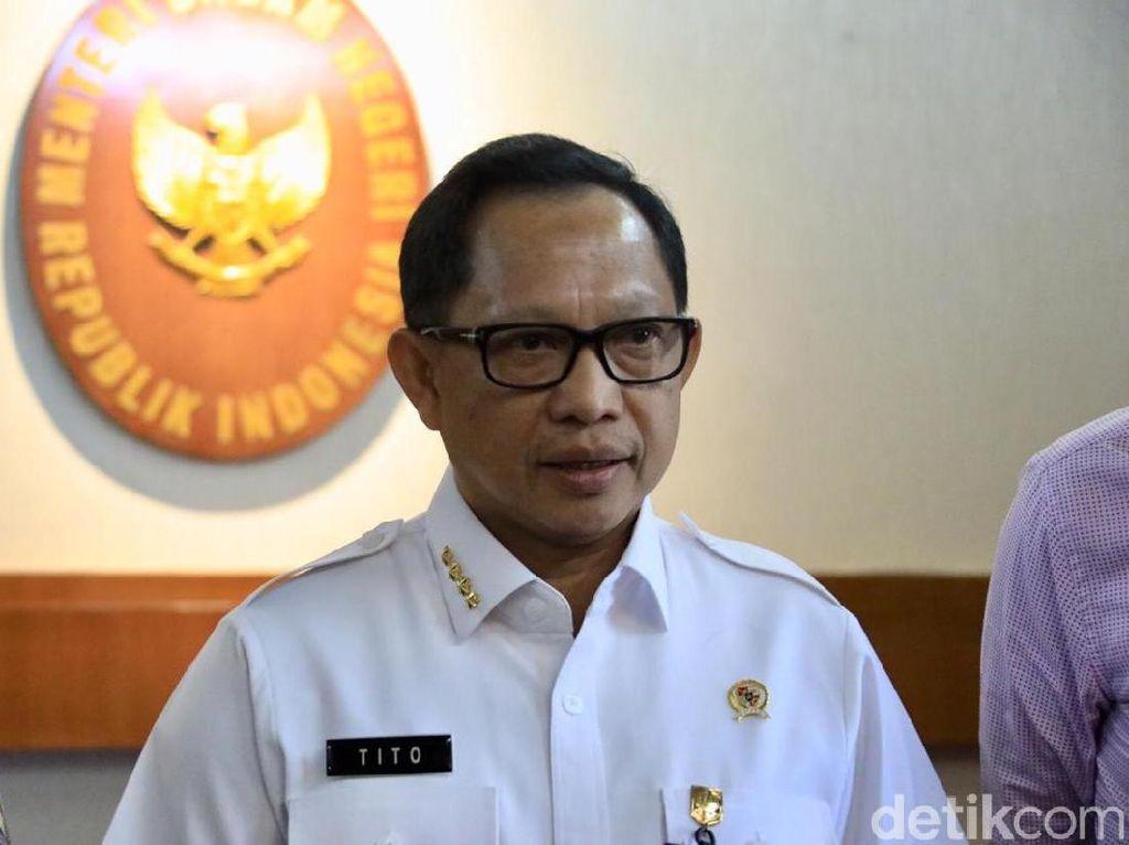 Mendagri Tito Minta Ormas Peras Pengusaha Ditangkap: Negara Tak Boleh Kalah