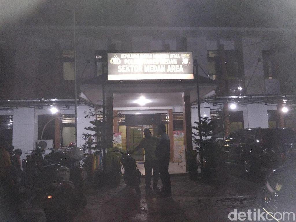 Tawuran di SMAN 8 Medan, 4 Pelajar Terluka-14 Orang Diperiksa