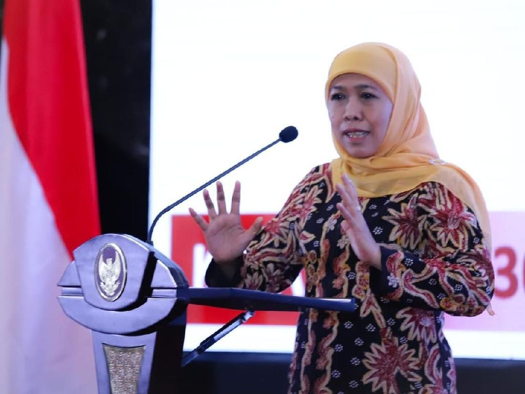 Shalfa Dipulangkan karena Isu Tak Perawan, Khofifah Desak KONI Panggil Pelatih
