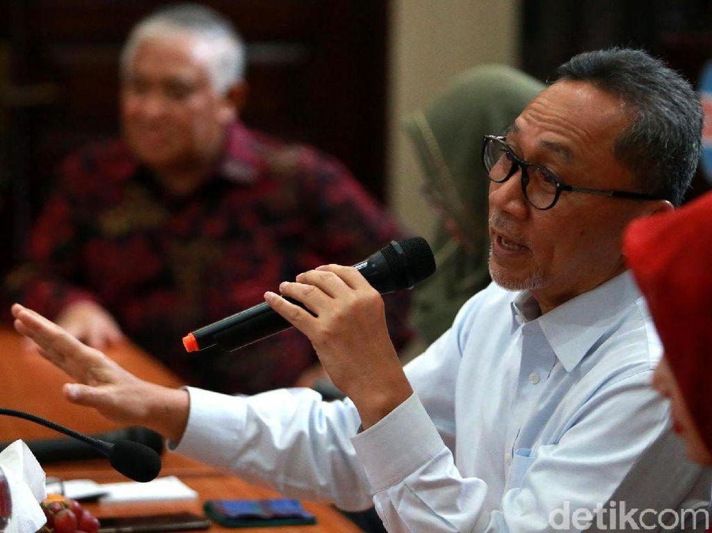 Zulkifli Hasan Bicara Rekonsiliasi Nasional Pascapilpres 2019