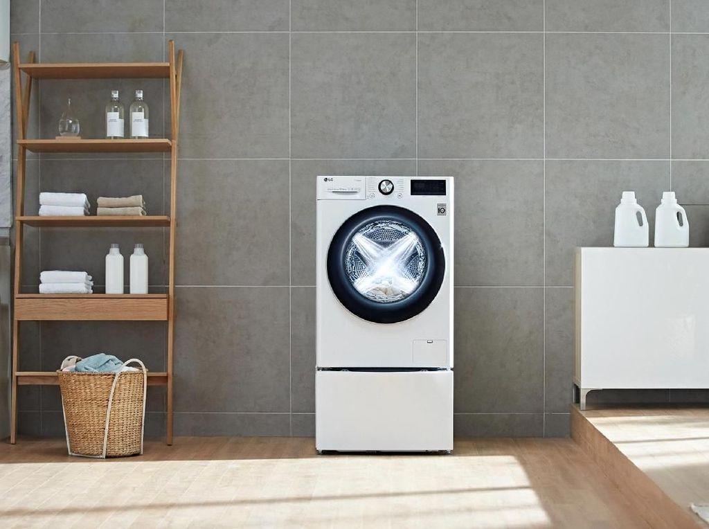 Ini Kehebatan Mesin Cuci dengan Kecerdasan Buatan