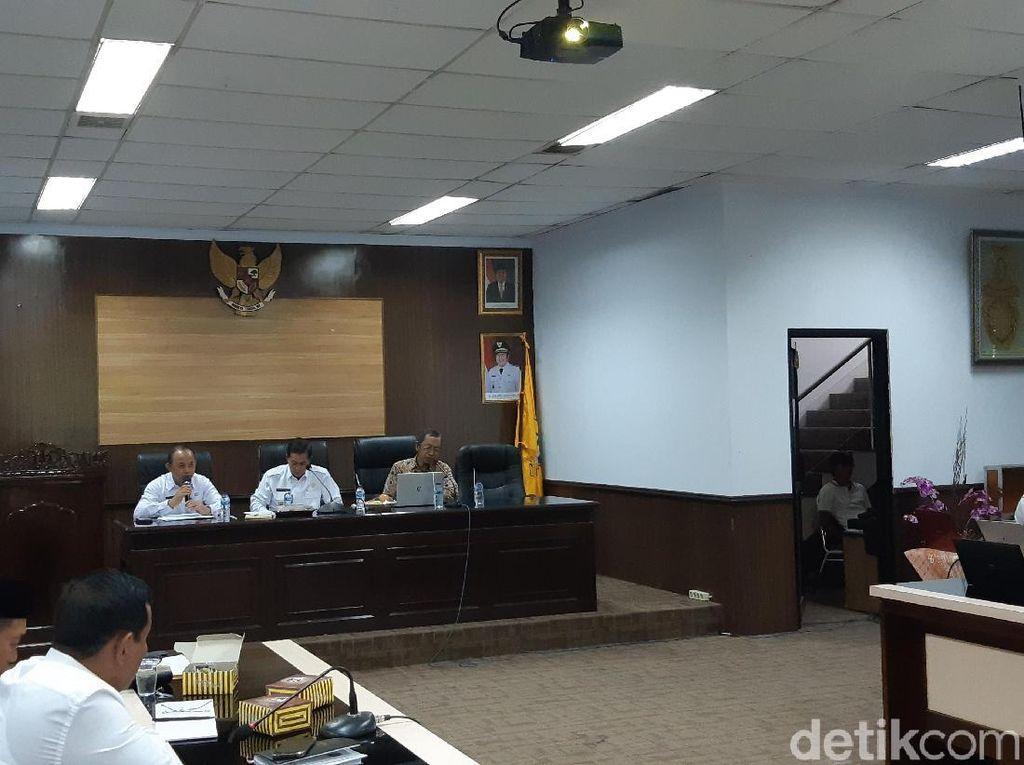 KPK Minta Pemkot Serang Rutin Lapor Upaya Pencegahan Korupsi