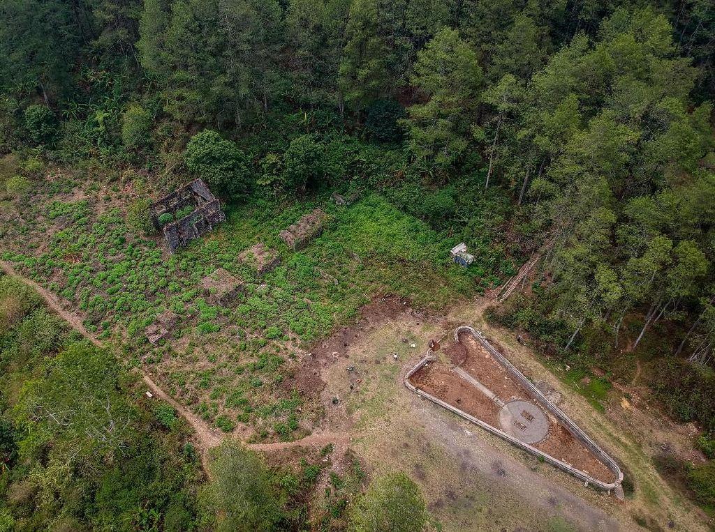 Berkunjung ke Reruntuhan Stasiun Radio Malabar di Bandung