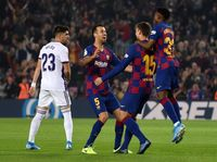 Barcelona Vs Valladolid: Menang 5-1, Barca Puncaki Klasemen Liga Spanyol
