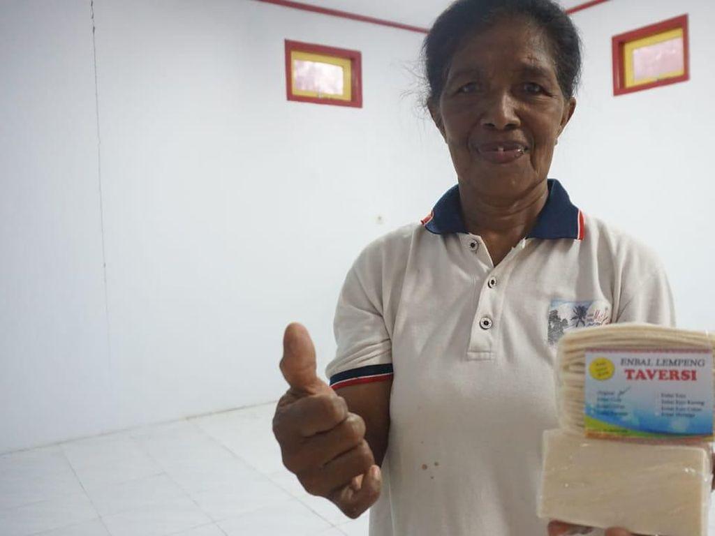 Nih Makanan Kebangsaan Orang Kei, Si Enbal Beracun