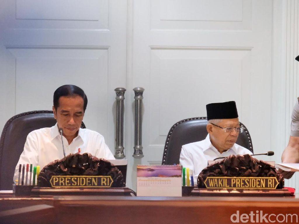 Minggu Ini Jokowi Kirim Surat ke DPR untuk Bahas Omnibus Law