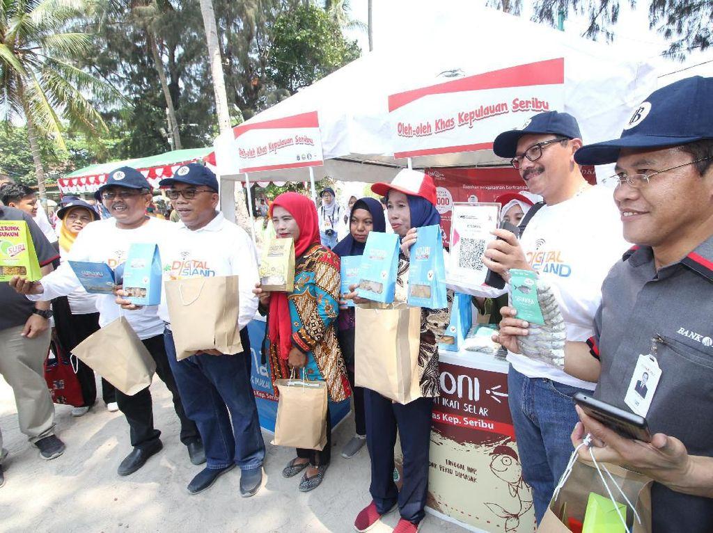 Sukseskan UMKM Lewat Digital Island