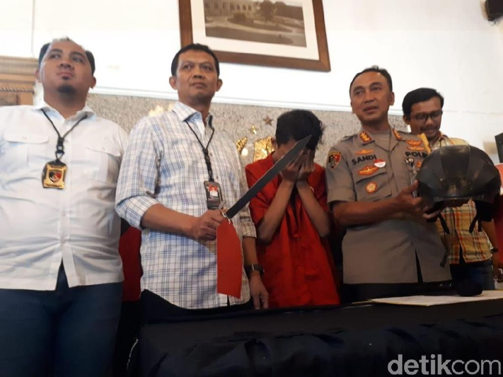 3 Orang Jadi Tersangka Terkait Bentrok Perguruan Silat di Surabaya