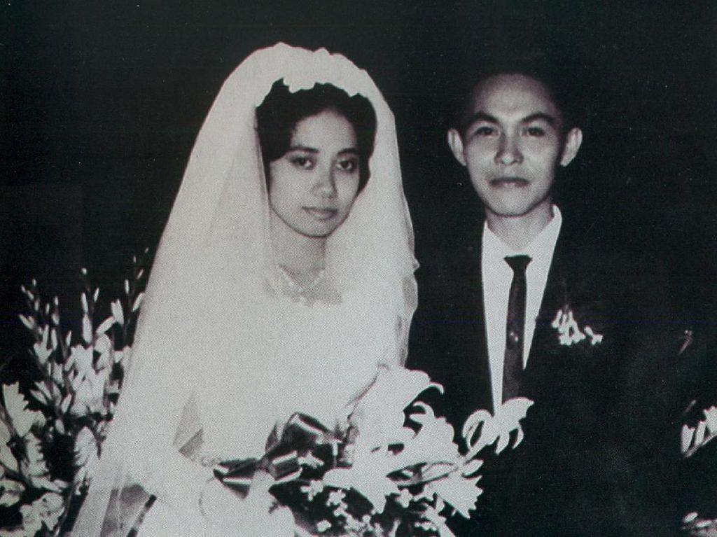 Momen Romantis Martha Tilaar dan Suami, 55 Tahun Bersama Hingga Terpisah Maut