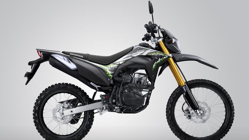 Baju Baru Motor Trail Honda