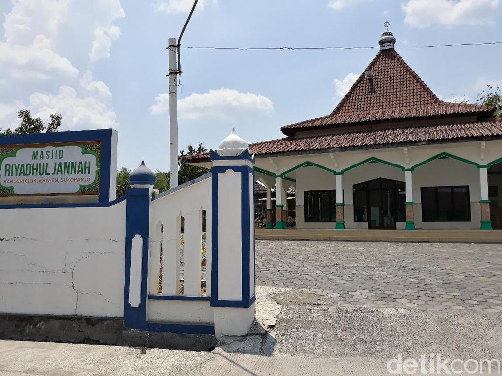 Viral Bank Jual Masjid di Sukoharjo, Begini Ceritanya