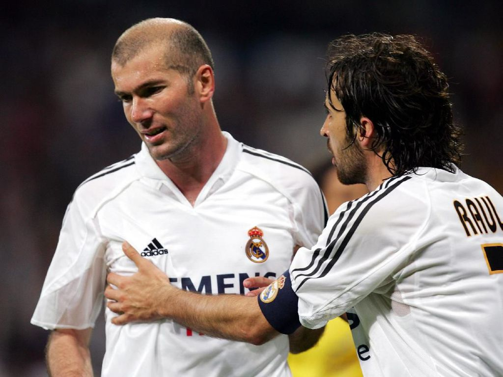Zidane: Cepat atau Lambat, Raul Akan Melatih Madrid