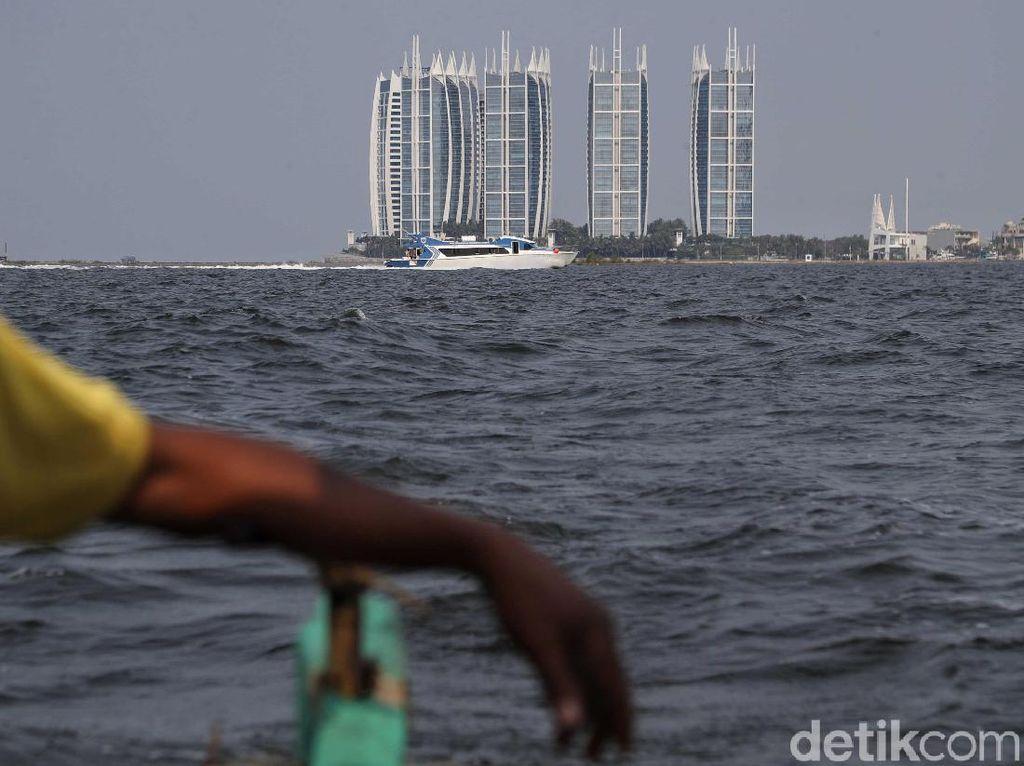 Walhi Cs Kritisi Izin Pembangunan di 4 Pulau Reklamasi Jakarta