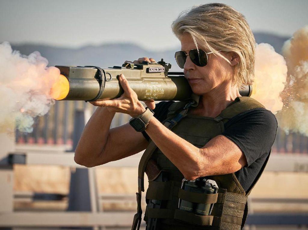 Puncaki Box Office, Pendapatan Terminator: Dark Fate Mengecewakan