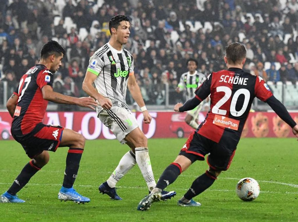 Genoa Kalah dari Juventus, Motta: Wasit Parah!