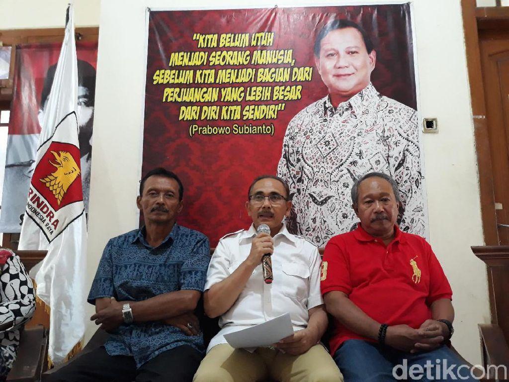 Gerindra Jaring Balon Internal dan Eksternal untuk Pilkada di DIY
