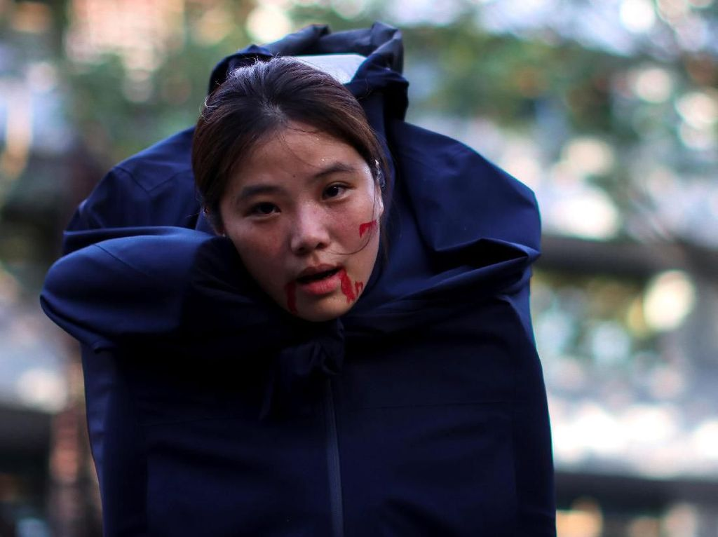 Hii... Intip Seramnya Perayaan Halloween di Thailand
